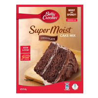 Betty Crocker Super Moist Cake Mix - Chocolate