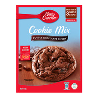 Betty Crocker Cookie Mix - Double Chocolate