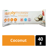 Simply Protein Whey Bar - Coconut