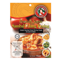 Chillies Brand Instant Paste - Sambal Dried Shrimp