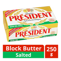 President Block Butter - Salted