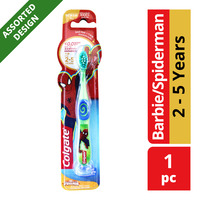 Colgate Kids Toothbrush - Barbie/Spiderman (Ultra Soft)