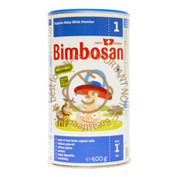 Bimbosan Organic Baby Milk Formula - Stage 1