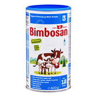 Bimbosan Organic Growing Up Milk Formula - Stage 3