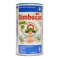 Bimbosan Organic Follow On Milk Formula - Stage 2 400G