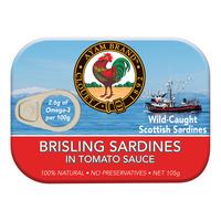 Ayam Brand Brisling Sardines - Tomato Sauce