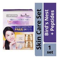 Bio-Essence Bird's Nest + Peptides Skin Care Set