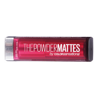 Maybelline Color Sensentional PowderMattes Lipstick - PinkPotion