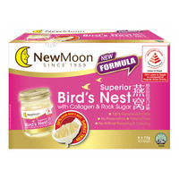 New Moon Superior Bird's Nest with Collagen & Rock Sugar