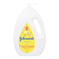 Johnson's Baby Bath Wash - Milk + Oats