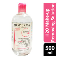 Bioderma Sensibio H2O Make-Up Removing Micelle Solution