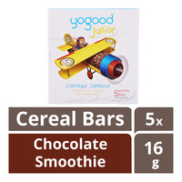 Yogood Junior Cereal Crisp Bars - Chocolate Smoothie