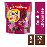Chipsmore Cookies Mini - Double Chocolate