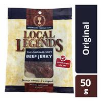 Local Legends Beef Jerky - Original