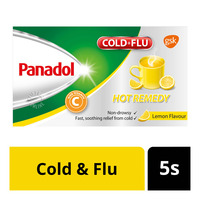 Panadol Cold & Flu Hot Remedy - Lemon