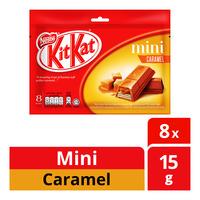 Nestle Kit Kat Mini Chocolate Bar - Caramel