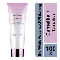 Bio-Essence Bio-White Advanced Whitening Cleanser-Camellia+Tanaka