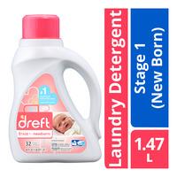 Dreft Liquid Laundry Detergent - Stage 1 (New Born)