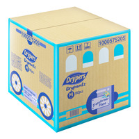 Drypers Drypantz Diapers-M (6-12kg) + Free Stickers
