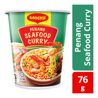 Maggi Instant Flavours of Asia Cup Noodles - Penang Seafood Curry