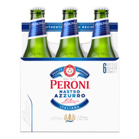 Peroni Premium Lager Bottle Beer