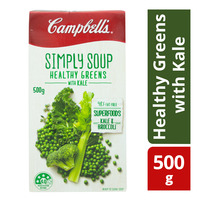 Campbell's Instant Simply Soup - Healthy Greens with Kale
