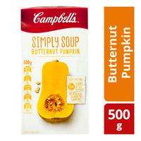 Campbell's Instant Simply Soup - Butternut Pumpkin
