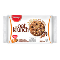 Munchy's Oat Crunch Crackers - Nutty Chocolate