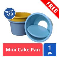 FREE PowerBeans Porcelain Plate