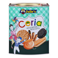 Julie's Assorted Biscuits - Ceria