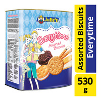 Julie's Assorted Biscuits - Everytime