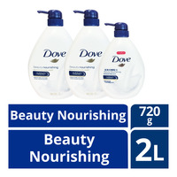 Dove Body Wash - Beauty Nourishing