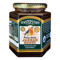 Fewster's Farm Honey - Organic Jarrah TA 10+