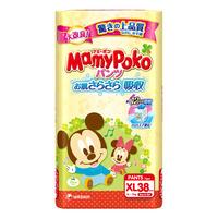 MamyPoko Disney Mickey Pants - XL (12 - 17kg) 38S