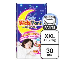 MamyPoko Kids Girls Diaper Pants - XXL (15 - 25kg)