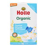 Holle Organic Junior Multigrain Muesli - Cornflakes