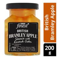 Tesco Finest Sauce - British Bramley Apple with Kentish Cider