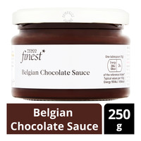 Tesco Finest Belgian Chocolate Sauce