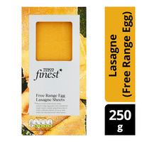 Tesco Finest Pasta - Lasagne (Free Range Egg)