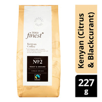 Tesco Finest Roast & Ground Coffee - Kenyan (Citrus &Blackcurant)