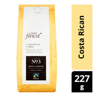 Tesco Finest Roast & Ground Coffee - Costa Rican