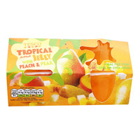 Tesco Flavour Jelly - Tropical Flavour with Peach & Pear