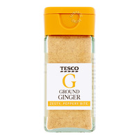 Tesco Ground Spice - Ginger
