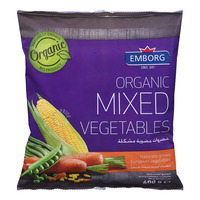 Emborg Organic Frozen Mixed Vegetables