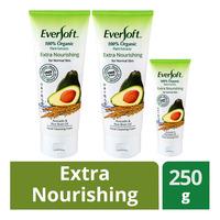 Eversoft Organic Cleanser - Extra Nourishing