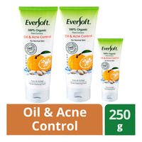 Eversoft Organic Cleanser - Oil & Acne Control