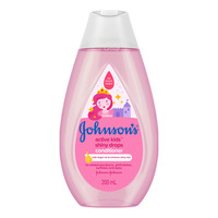 Johnson's Active Kids Conditioner - Shiny Drops 200ML