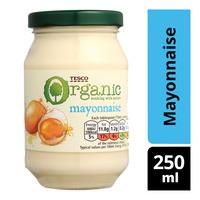 Tesco Organic Mayonnaise