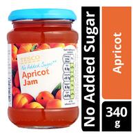 Tesco No Added Sugar Jam - Apricot