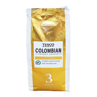 Tesco Fresh Ground Coffee - Colombian (Medium)